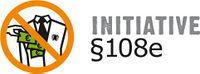 Intiative §108e - Abgeordnetenbestechung
